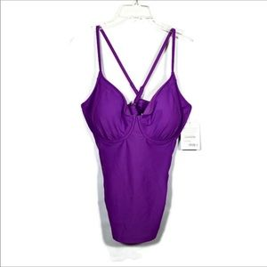 Athleta Tankini Top